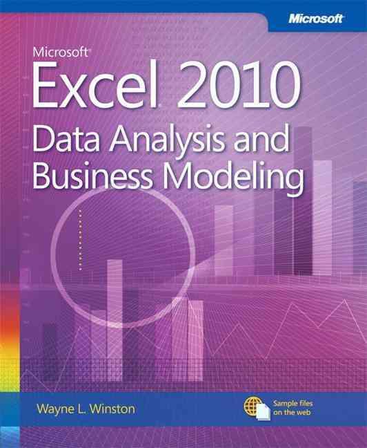 Microsoft Excel 2010 By Winston, Wayne L.